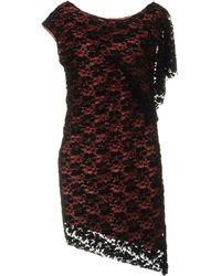 Doralice - Short Dress - Lyst