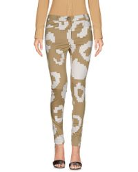 Vivienne Westwood Anglomania - Casual Trouser - Lyst