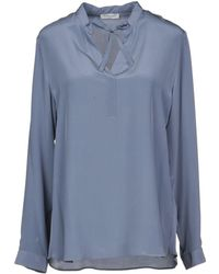ROSSO35 - Blouse - Lyst