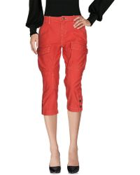 40weft - 3/4-length Trousers - Lyst