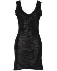 Stretta - Short Dresses - Lyst