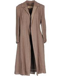 Hache | Overcoat | Lyst