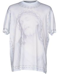 Givenchy - T-shirt - Lyst