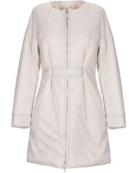 Stefanel - Synthetic Down Jacket - Lyst