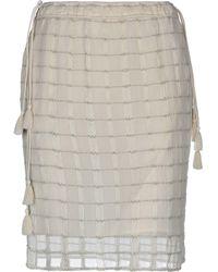 Swildens - Knee Length Skirt - Lyst