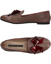 Norma J. Baker - Loafers - Lyst