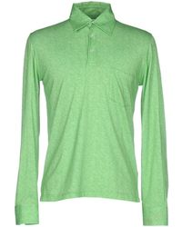 Fedeli - Polo Shirt - Lyst