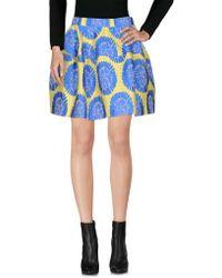 P.A.R.O.S.H. - Mini Skirt - Lyst