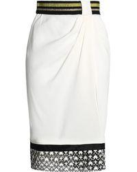 Vionnet - Knee Length Skirt - Lyst