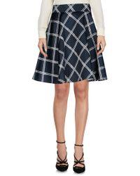 Betty Blue - Knee Length Skirt - Lyst
