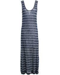 AVN - Long Dress - Lyst