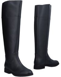 Jil Sander Navy - Boots - Lyst