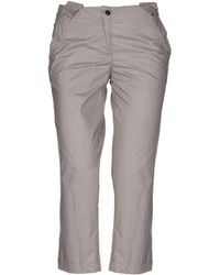 Malloni - 3/4-length Trousers - Lyst