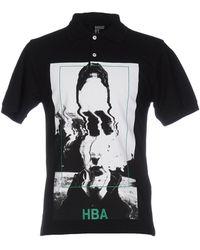 Hood By Air - Polo Shirt - Lyst