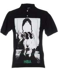 3caeef2230b Men's Hood By Air T-shirts - Lyst