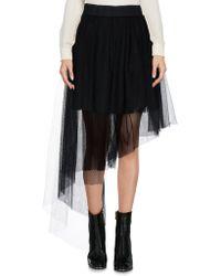 Relish - Mini Skirt - Lyst