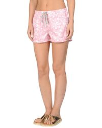 Vilebrequin - Beach Shorts And Trousers - Lyst
