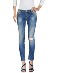 LTB - Denim Trousers - Lyst