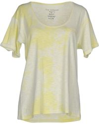 Fine Collection - T-shirt - Lyst