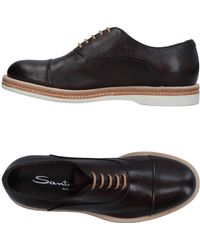 Santoni - Lace-up Shoe - Lyst