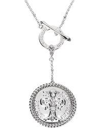 Just Cavalli - Necklaces - Lyst