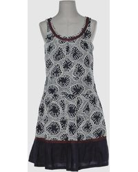 Tocca - 3/4 Length Dress - Lyst