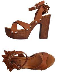 Stefania Pellicci - Sandals - Lyst