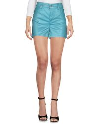 Versace Jeans - Shorts - Lyst