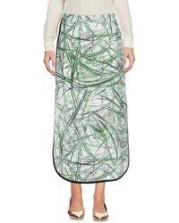 Strenesse - 3/4 Length Skirt - Lyst