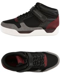 Armani Jeans - High-tops & Trainers - Lyst
