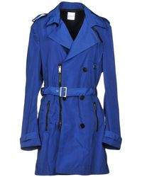CoSTUME NATIONAL - Overcoat - Lyst