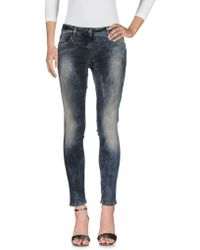 Ki6? Who Are You? | Denim Trousers | Lyst