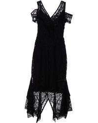 Rodebjer - 3/4 Length Dress - Lyst