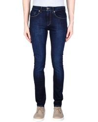 Dirk Bikkembergs - Denim Pants - Lyst