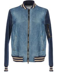 Ports 1961 - Denim Outerwear - Lyst