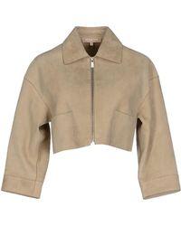 Michael Kors - Jacket - Lyst