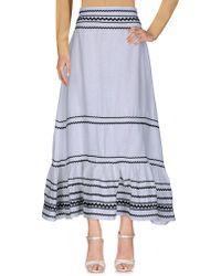 Lisa Marie Fernandez - Long Skirt - Lyst