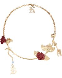 Christopher Kane - Necklaces - Lyst