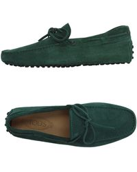 Tod's - Moccasins - Lyst