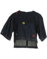 Steve J & Yoni P - Denim Shirt - Lyst