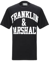 Franklin & Marshall T-shirt - Black