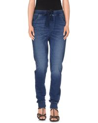 Madegold - Denim Pants - Lyst