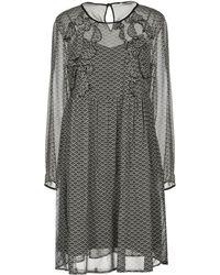 Jucca - Short Dress - Lyst