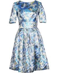Io Couture - Knee-length Dress - Lyst