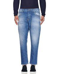 2W2M - Pantalon en jean - Lyst