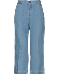 Roy Rogers - 3/4-length Trousers - Lyst