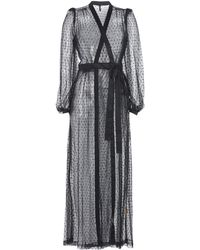 Dita Von Teese - La Marr Lace Robe - Lyst