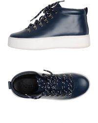 Atelje71 - High-tops & Sneakers - Lyst