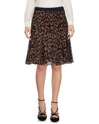 Strenesse - Knee Length Skirt - Lyst