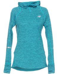 New Balance - Sweatshirts - Lyst